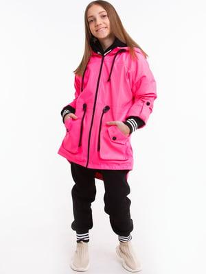 Парка рожева | 5366951