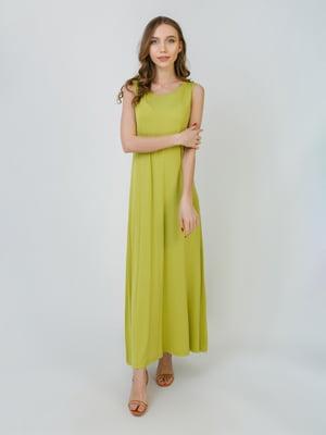 Сукня фісташкового кольору | 5366312