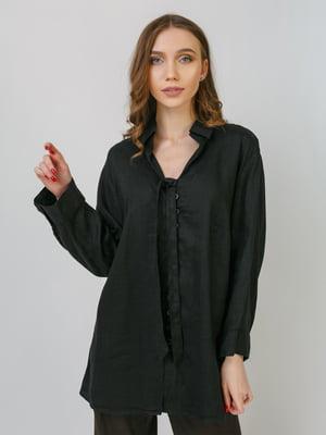 Блуза чорна | 5366307