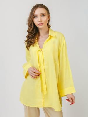 Блуза жовта | 5366308