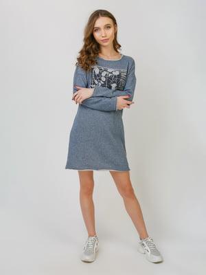 Сукня синя | 5366324