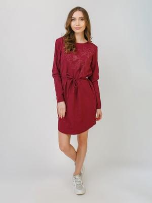 Сукня пурпурного кольору | 5366326