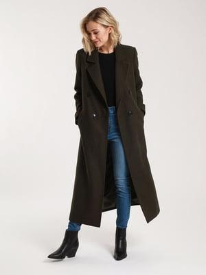 Пальто коричневе   5367765
