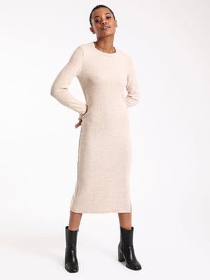 Сукня молочного кольору   5367815