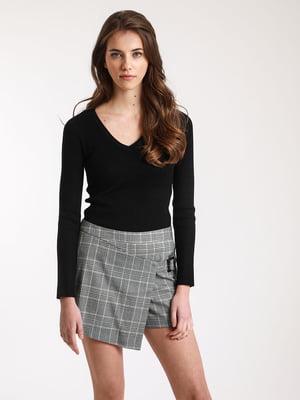 Пуловер черный | 5367848