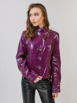 Жакет фиолетовый | 5366257