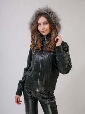 Куртка чорна | 5366243