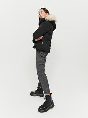 Куртка чорна | 5367434