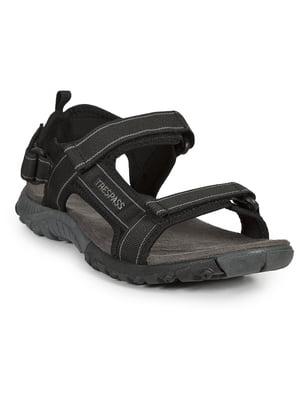 Сандалии черные | 4303965