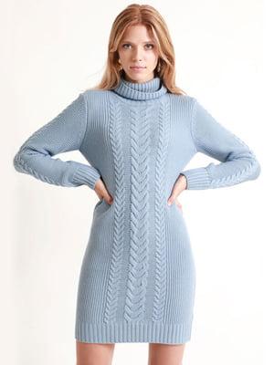 Сукня блакитна | 5363728