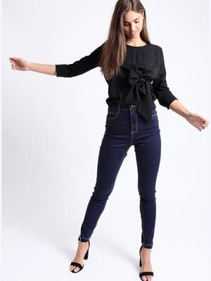 Блуза черная | 4916583