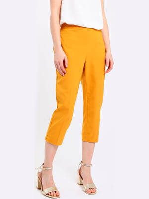Брюки желтые | 5011720