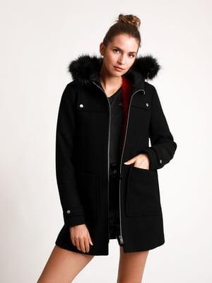 Пальто чорне | 5363724