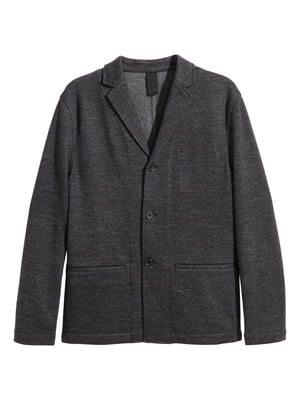 Пиджак темно-серый | 5371924