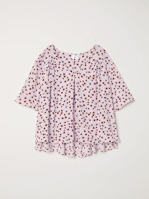 Блуза в принт | 5371952