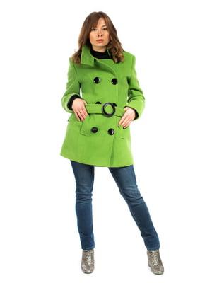 Пальто зелене | 5372427