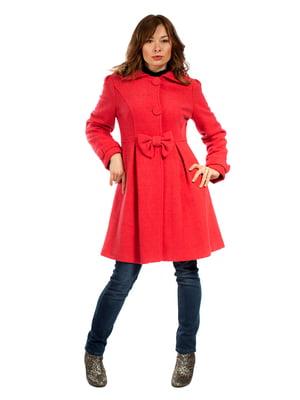 Пальто червоне | 5372430