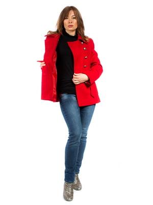 Пальто красное | 5372435