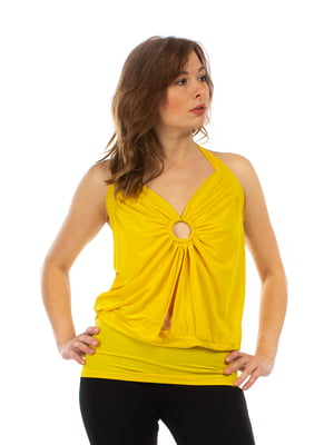 Туніка жовта | 5372448