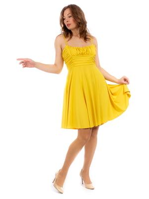 Сукня жовта | 5372449