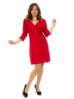 Сукня червона   5372454