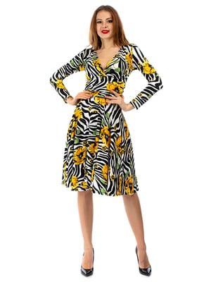 Сукня в принт | 5372477