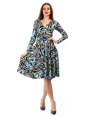 Сукня в принт | 5372479