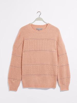 Джемпер світло-рожевий | 5372720