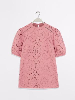 Блуза рожева | 5372806