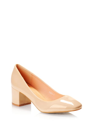 Туфли бежевые | 5373047