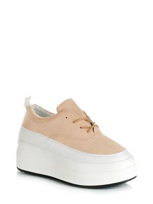 Туфли бежевые | 5373062