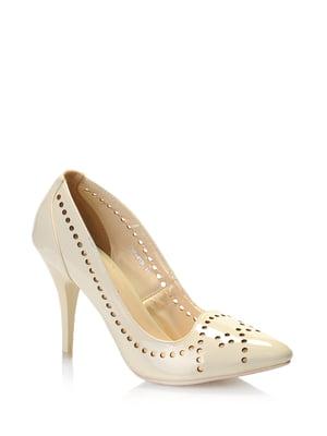 Туфлі бежеві | 5373065
