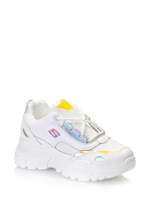 Кроссовки белые | 5373080