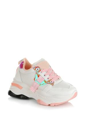 Кроссовки белые | 5373086