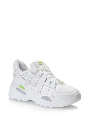 Кроссовки белые | 5373090