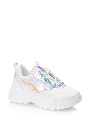 Кроссовки белые | 5373093