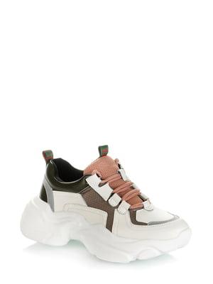 Кроссовки белые | 5373096