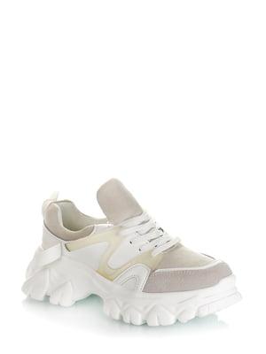 Кроссовки белые | 5373102