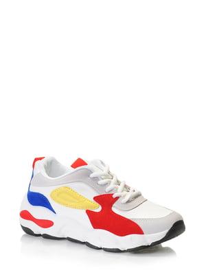 Кроссовки белые | 5373105