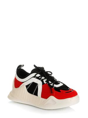 Кросівки комбінованого забарвлення | 5373111