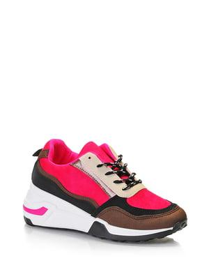 Кроссовки розовые | 5373128