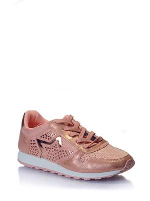 Кросівки рожеві | 5373135