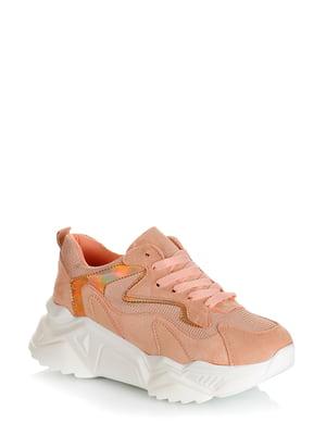 Кроссовки розовые | 5373141