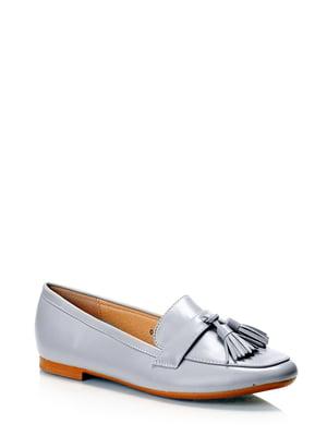 Туфлі сірі | 5373159