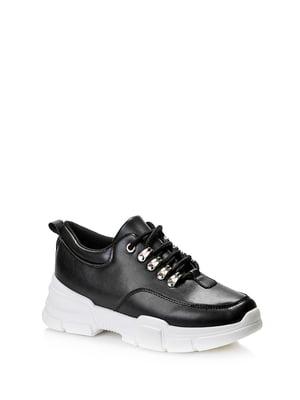 Кроссовки черные | 5373203
