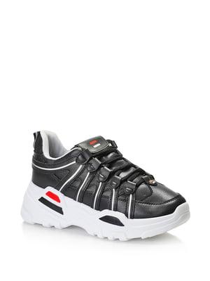 Кроссовки черные | 5373214
