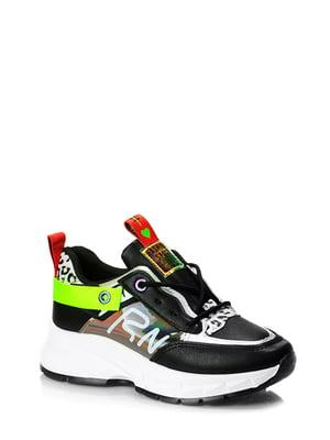 Кроссовки черные | 5373227