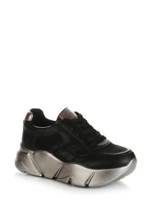 Кроссовки черные | 5373231