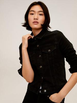 Куртка чорна | 5369623