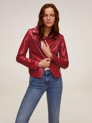 Куртка червона | 5369894